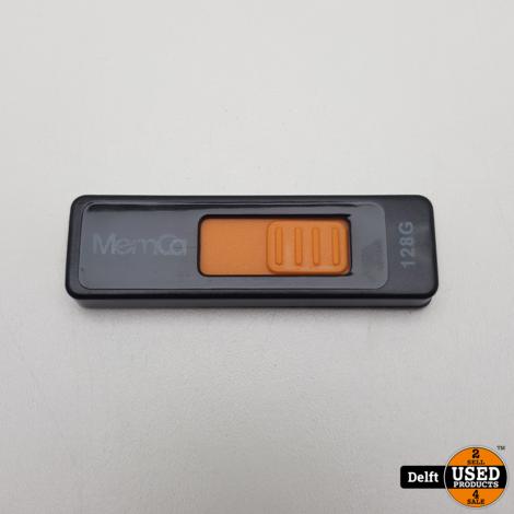 Memca USB stick 128GB Nieuw 1 maand garantie!