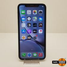 apple iPhone Xr 128GB White nette staat 3 maanden garantie