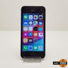 apple IPhone 5s 16GB Spacegrey redelijke staat 3 maanden garantie