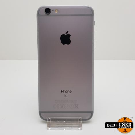 IPhone 6s 32GB Spacegrey nette staat 3 maanden garantie