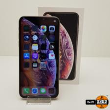 apple IPhone XS 256 Gold nette staat 3 maanden garantie