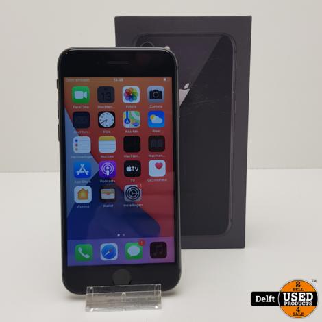 IPhone 8 64GB Spacegrey gebruikt 3 maanden garantie