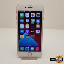 apple IPhone 7 32GB Rosegold gebruikte staat 3 maanden garantie