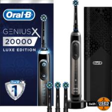 oral-B Oral-B genius 20000 nieuw in doos 1 jaar garantie