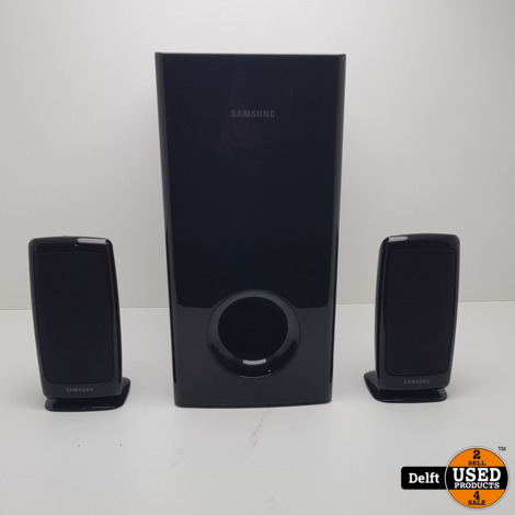 Samsung subwoofer speaker system 2.1 nette staat 1 maand garantie