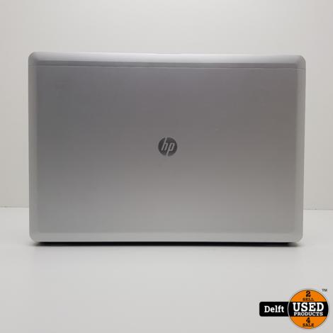 HP Elitebook Folio 9470m Intel Core i5-3437U 8GB / 128GB SSD 6 maanden garantie