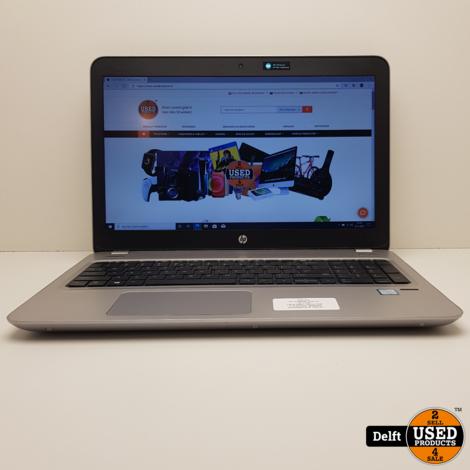HP ProBook 450 G4 i5-7200 16GB RAM 128GB SSD 6 maanden garantie