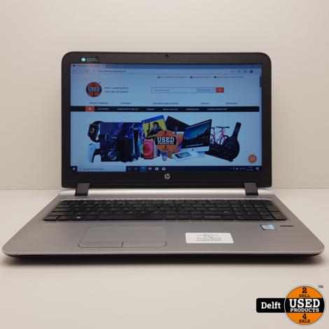HP ProBook 450 G3 i5-6200 8GB RAM 128GB SSD 6 maanden garantie