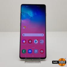 Samsung Samsung galaxy S10 plus 128GB Ceramic White nette staat 3 maanden garantie