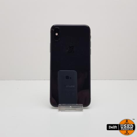 IPhone X 64GB Spacegrey zeer nette staat 3 maanden garantie