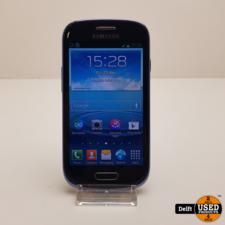 Samsung Samsung Galaxy s3 Mini 8GB Black nette staat 3 maanden garantie