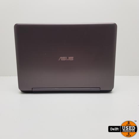 Asus Vivobook flip Intel Celeron N3060 4GB RAM 500GB HDD 3 maanden garantie