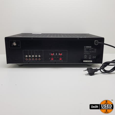 Yamaha R-S202D receiver 100W bluetooth ntte staat geen afstandsbediening 1 maand garantie