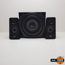 Trust Trust GXT 628 speaker set 1 maand garantie
