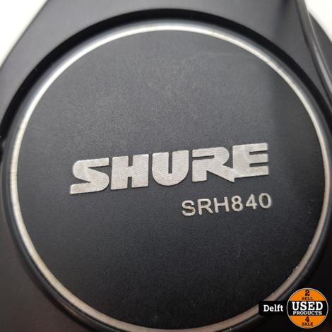 SHURE  SRH840 koptelefoon nette staat 1 maand garantie