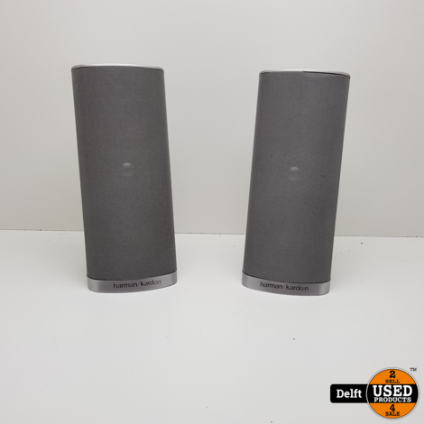 Harman Kardon speakers gebruikte staat 1 maand garantie