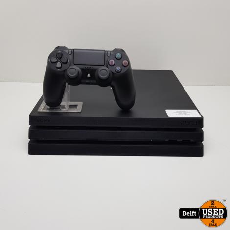 Playstation 4 Pro 1TB nette staat 1 maand garantie