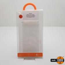 iPhone 6/6S hoesje achterkant transparant