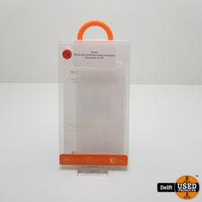 iPhone X/XS achterkant hoesje transparant