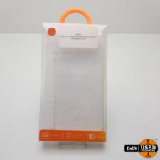 iPhone 11 Pro Max achterkant hoesje transparant