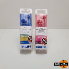 philips Philips Tunes My Jam oordopjes//nieuw in doos//1 maand garantie