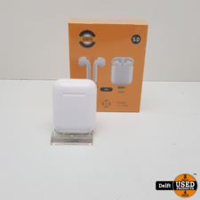 H3 H3 True Wireless stereo oordopjes nieuw in doos 3 maanden garantie