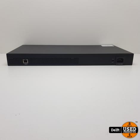 Ubiquiti Edge Switch 24 Lite Switch zeer nette staat 1 maand garantie