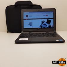 dell Dell ChromeBook 11 (2015) 4GB 16GB opslag nette staat 3 maanden garantie