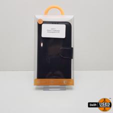iPhone 11 boek hoesje zwart 1 maand garantie