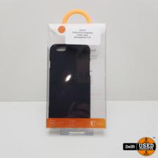 iPhone 6/6S achterkant hoesje zwart 1 maand garantie
