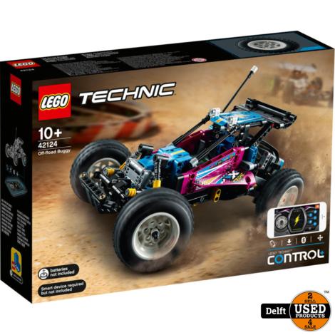 LEGO 42124 Technic Off-Road Buggy 3 maanden garantie