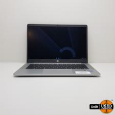HP HP Chromebook 14a-na0053nd intel celeron N4000 4GB RAM 64GB opslag 3 maanden garantie