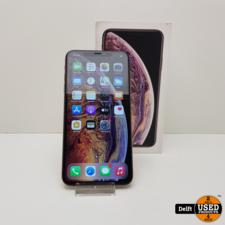 apple iPhone Xs max 256GB Gold nette staat 3 maanden garantie