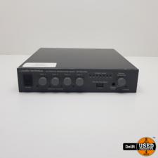 Smart microphone mixer four channel//incl adapter//1 maand garantie