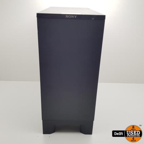 Sony actieve sub 105 watt 1 maand garantie
