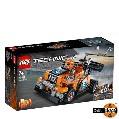 LEGO 42104 Racetruck nieuw in doos