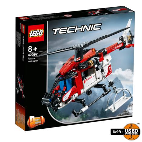 Lego 42092 Technic Reddingshelikopter nieuw in doos