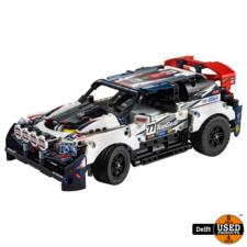 lego LEGO 42109 Technic Top Gear rallyauto met app-bediening Nieuw