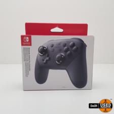 nintendo Nintento Switch Pro Controller zeer nette staat 1 maand garantie