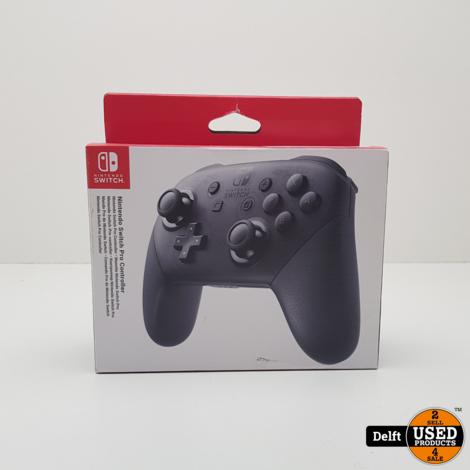 Nintento Switch Pro Controller zeer nette staat 1 maand garantie
