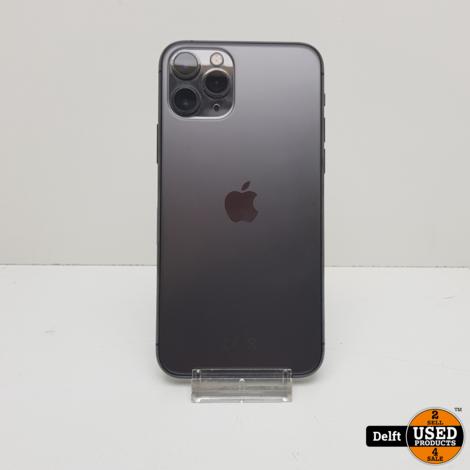 iPhone 11 Pro 64GB Spacegrey nette staat 3 maanden garantie