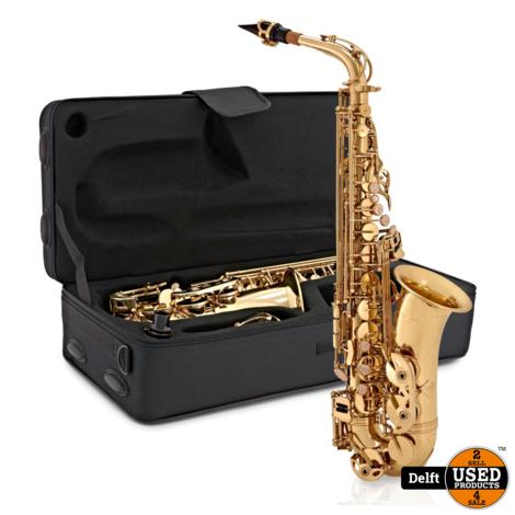 Saxofoon Gear4you alt saxofoon zeer nette staat 3 maanden garantie