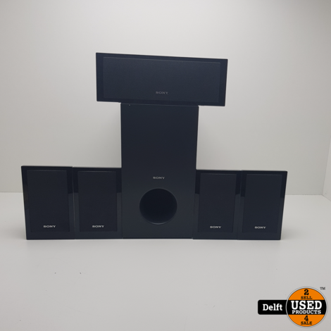 Sony speaker set nette staat 1 maand garantie