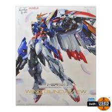 Inconnu Gundam – Hi-Resolution model 1/100 Wing Gundam EW – modelset meerkleurig BAS5055856 Nieuw