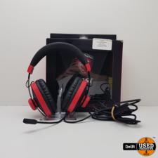 msi MSI Gaming headset nette staat 1 maand garantie