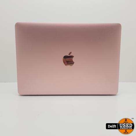 MacBook 12 inch 2016 Intel Core m3 8GB/256GB SSD 6 maanden garantie