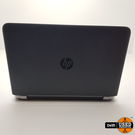 HP Probook 450 G3 Intel Core I5-6200U 128GB SSD / 8GB RAM Win10 Pro