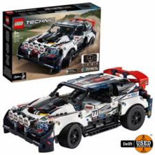 LEGO 42109 Technic Top Gear rallyauto met app-bediening Nieuw