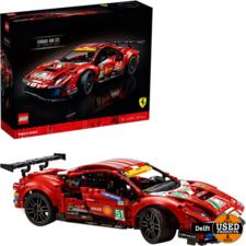 LEGO 42125 Ferrari 488 GTE Nieuw 1 jaar garantie
