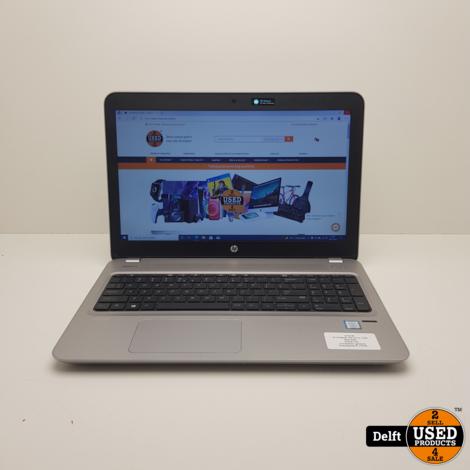 HP ProBook 450 G4 i5-7200 8GB RAM 256GB SSD 6 maanden garantie